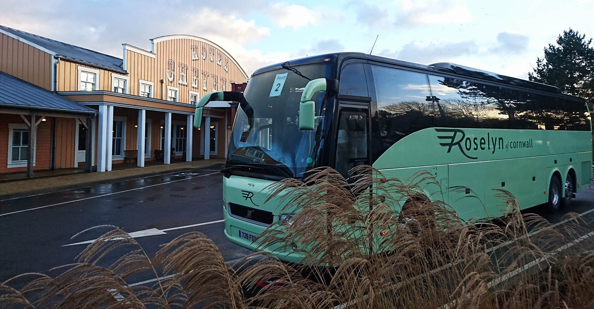 Red Diesel Supplier Cornwall - Roselyn Coaches Cornwall